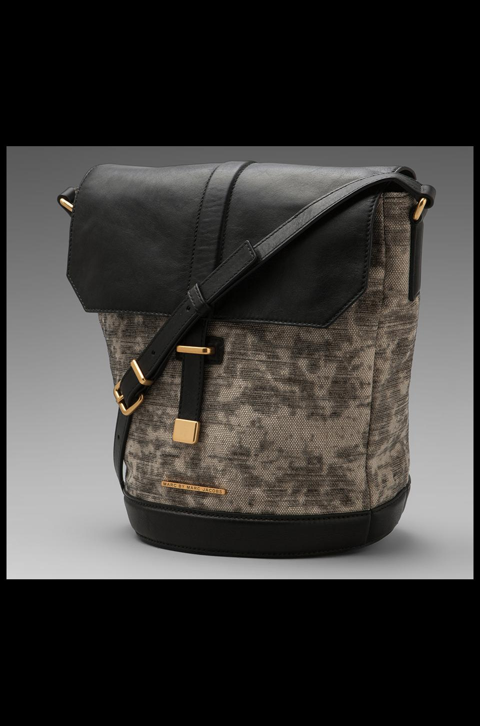 Marc by Marc Jacobs Natural Selection Distressed Alicia in Black Distress