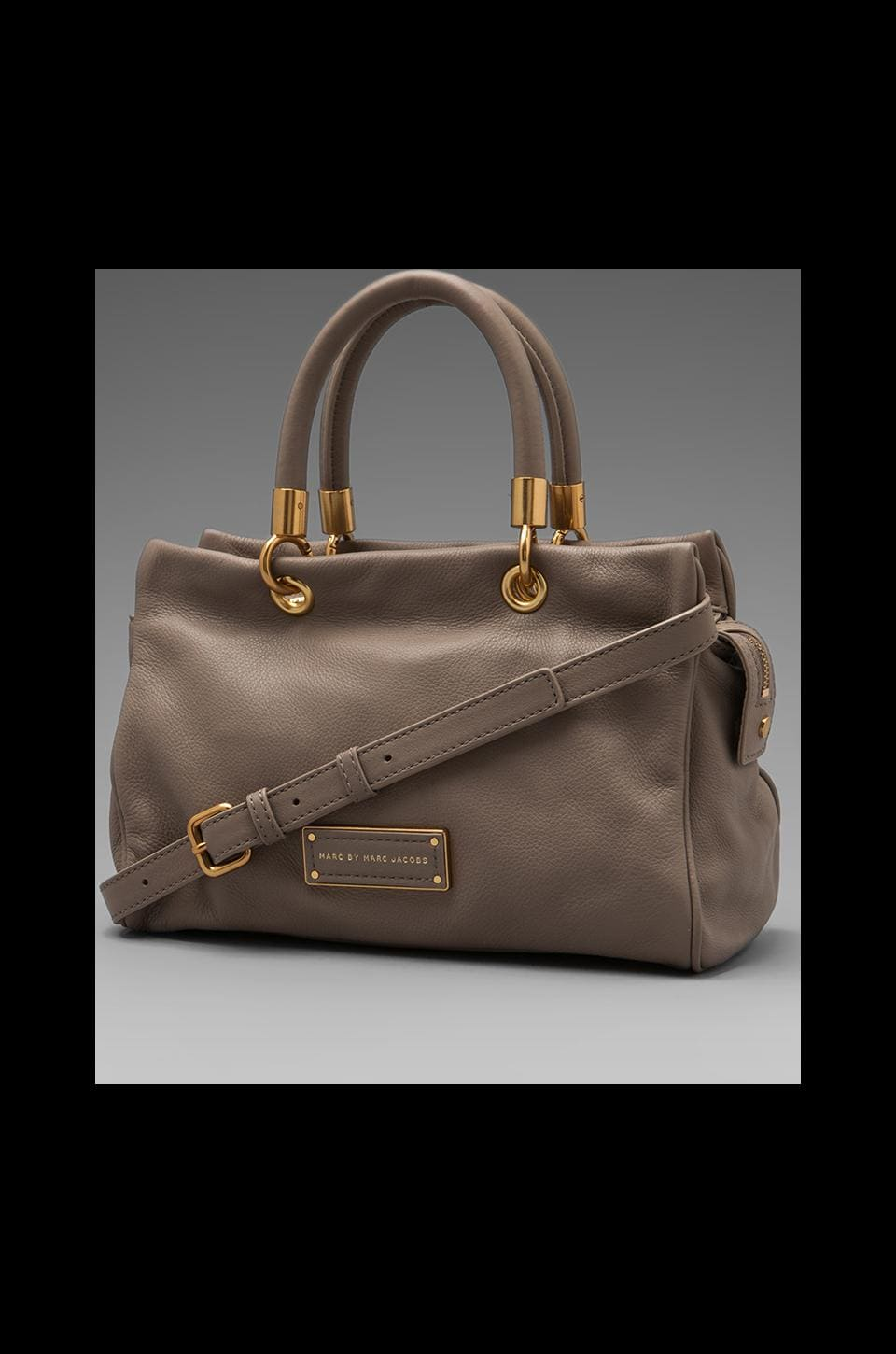 Marc by Marc Jacobs Too Hot to Handle Satchel in Cement