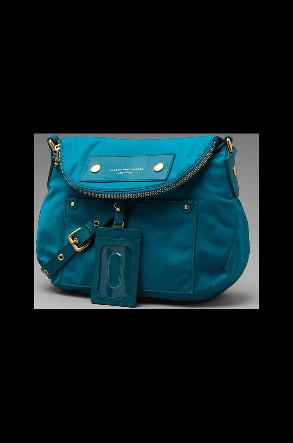 Marc by Marc Jacobs Preppy Nylon Natasha in Deep Teal