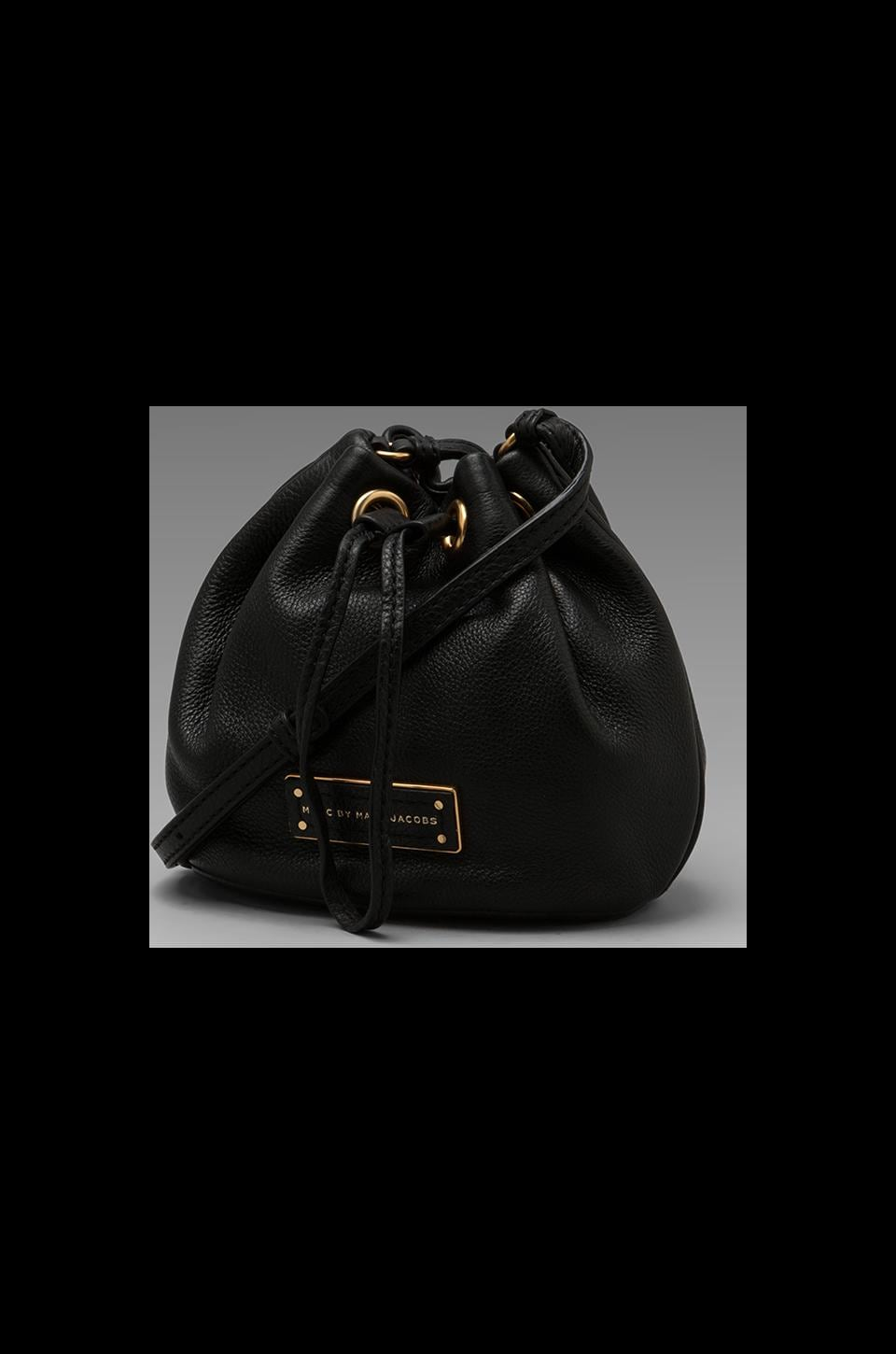 Marc by Marc Jacobs Too Hot to Handle Mini Drawstring in Black