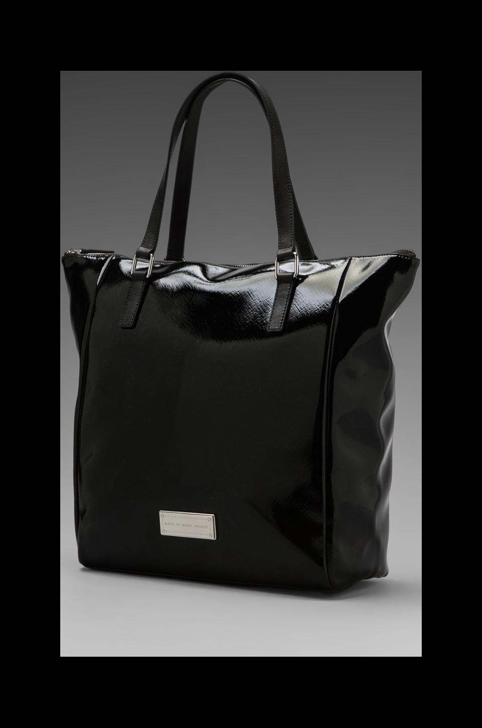 Marc by Marc Jacobs Take Me Totes Cross Hatch Tote in Black