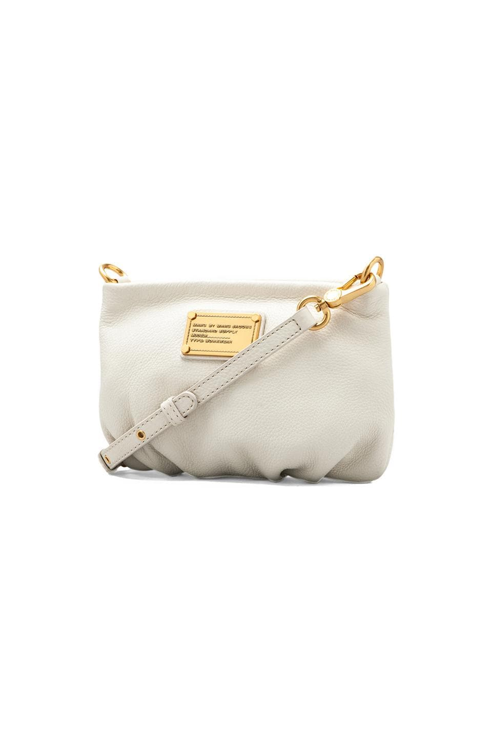 Marc by Marc Jacobs Classic Q Percy in White Birch