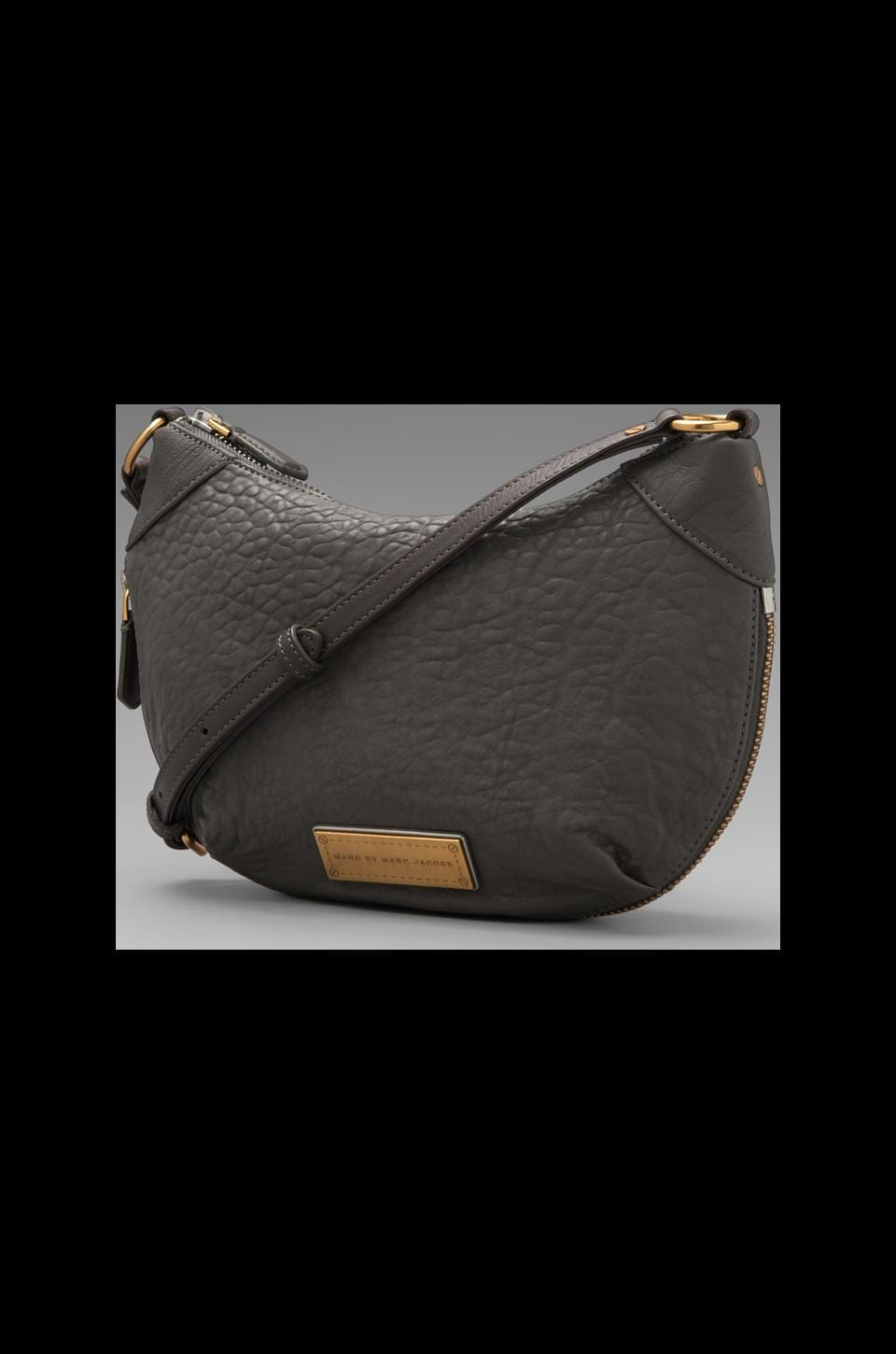 Marc by Marc Jacobs Washed Up X-Body in Cylinder Grey