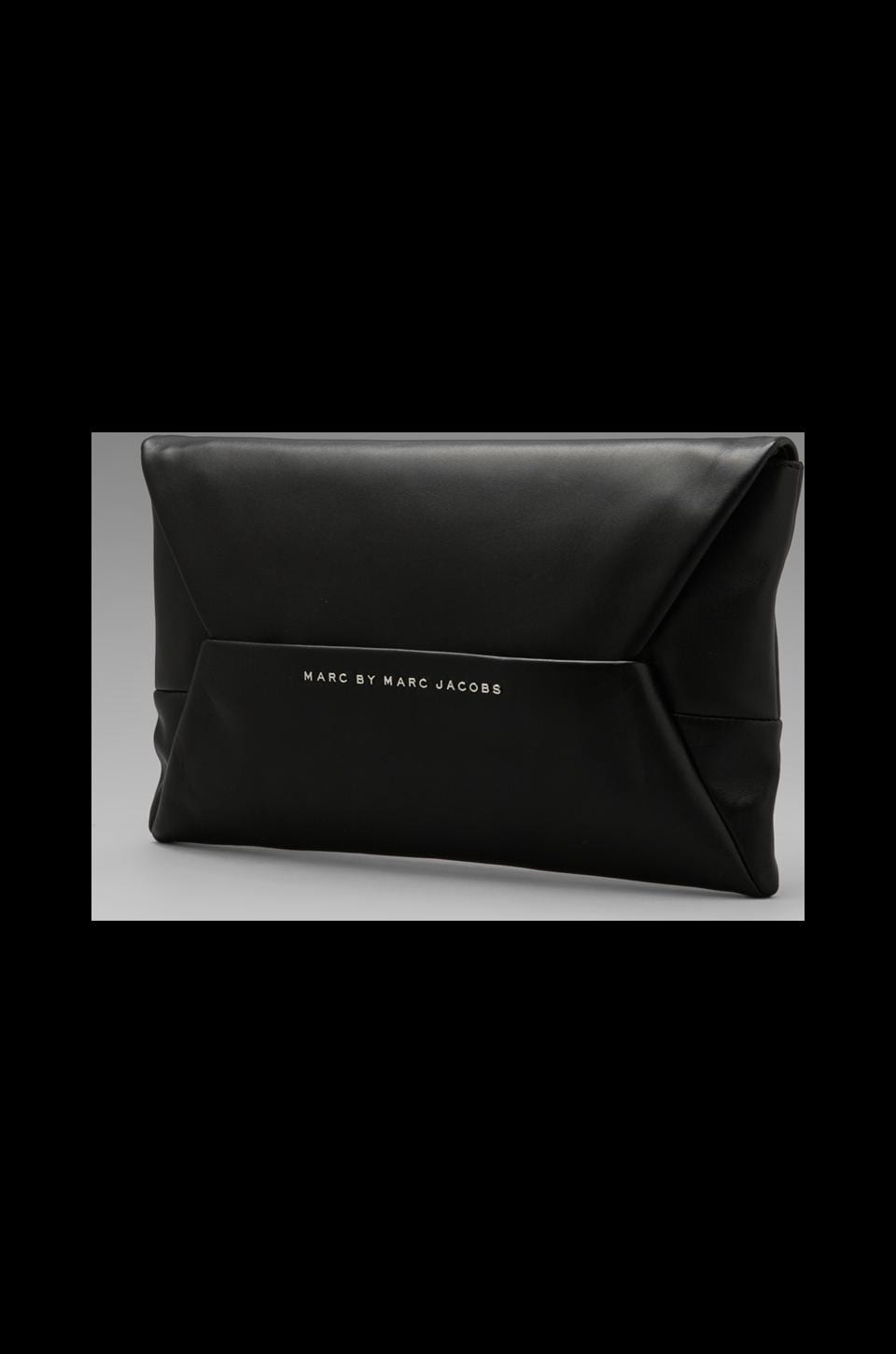 Marc by Marc Jacobs Updated Tangram Anna Clutch in Black