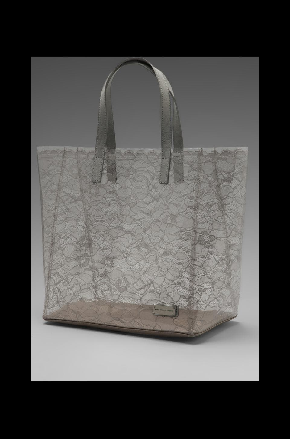 Marc by Marc Jacobs Lace Tote in Opal Grey