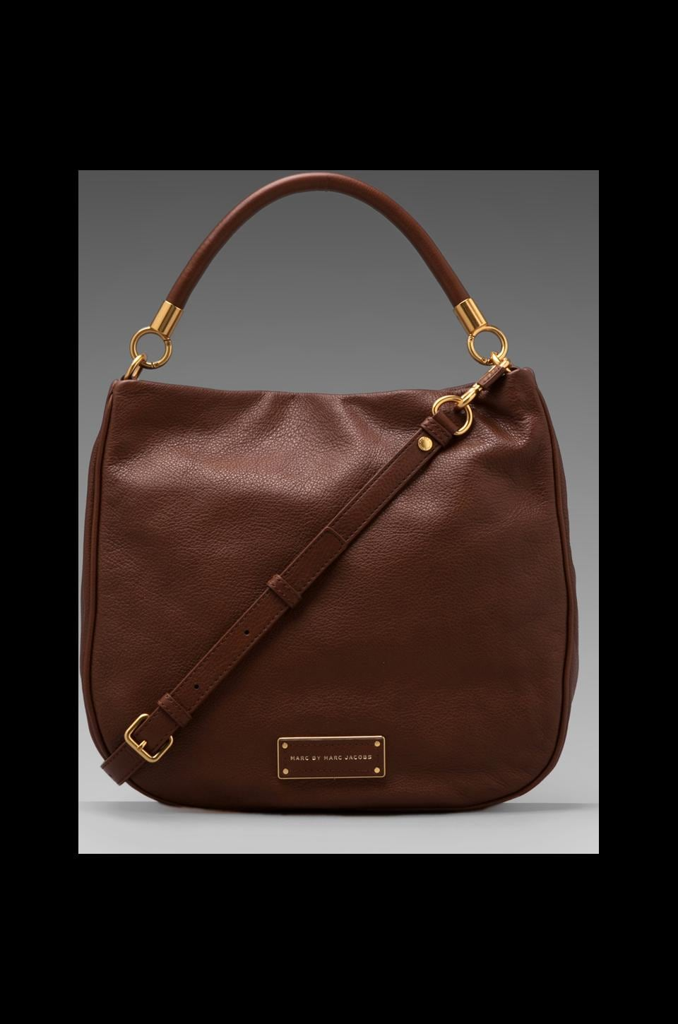 Marc by Marc Jacobs Too Hot to Handle Hobo in Redwood