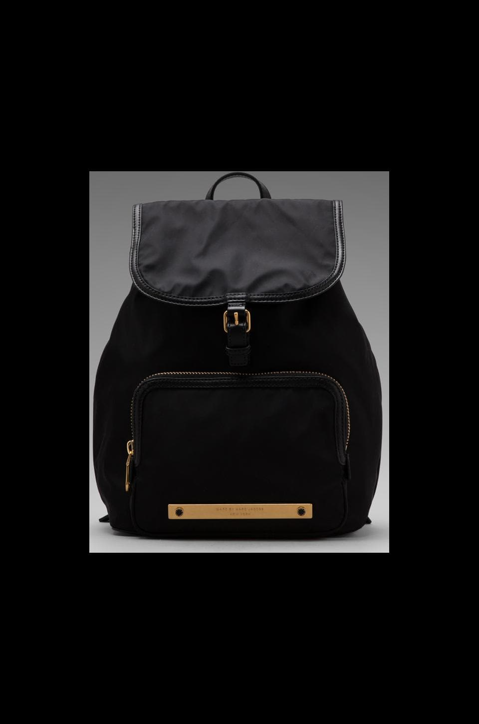 Marc by Marc Jacobs Work It Baby Got Backpack in Black
