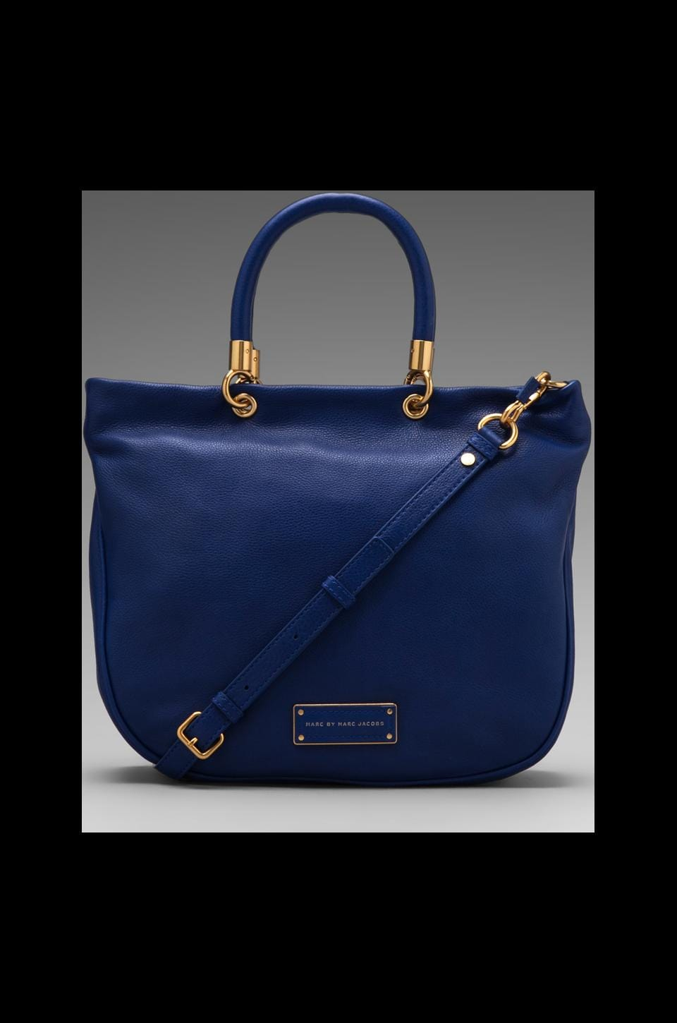 Marc by Marc Jacobs Too Hot to Handle Mini Shopper Tote in Bauhaus Blue