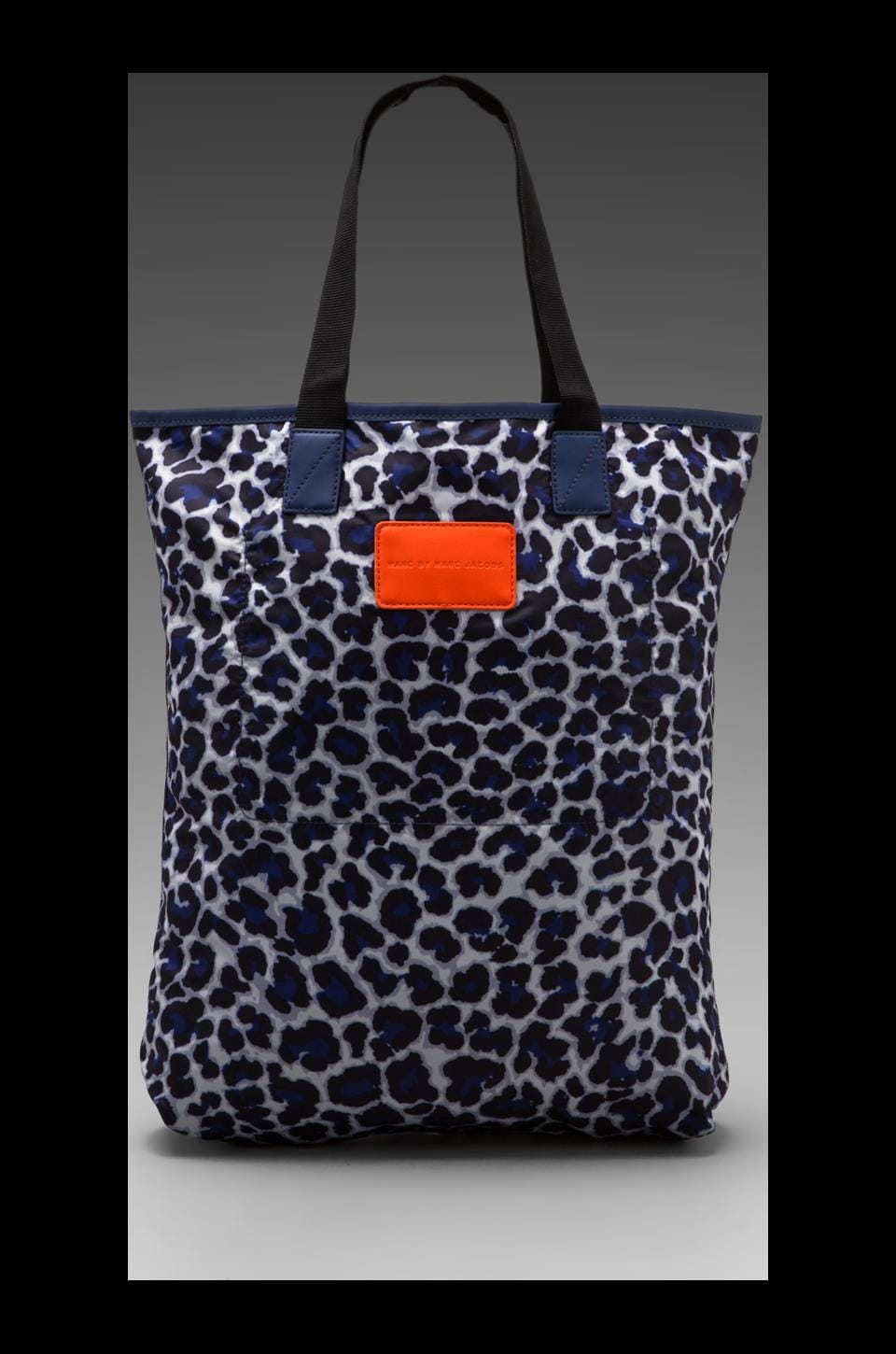 Marc by Marc Jacobs Packables Shopper in Royal Purple Multi