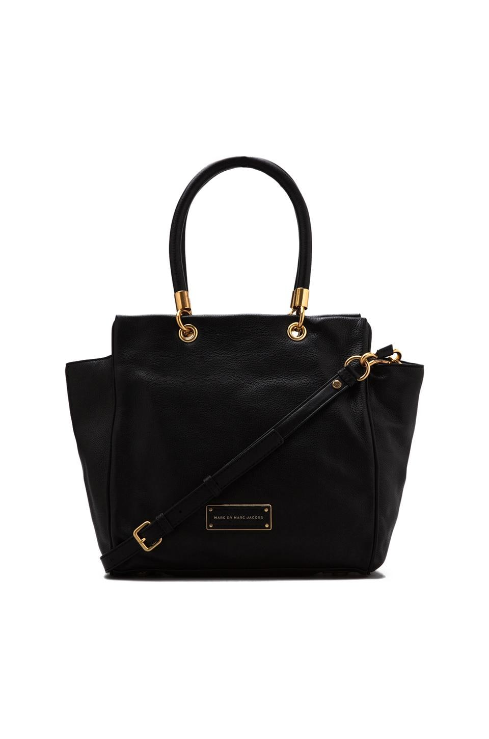 Marc by Marc Jacobs Too Hot to Handle Bentley Tote in Black