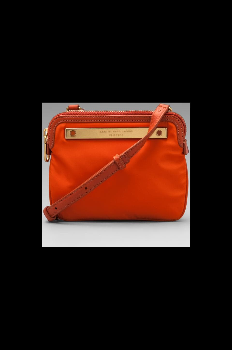 Marc by Marc Jacobs Work It Claudia X-Body in Pop Orange