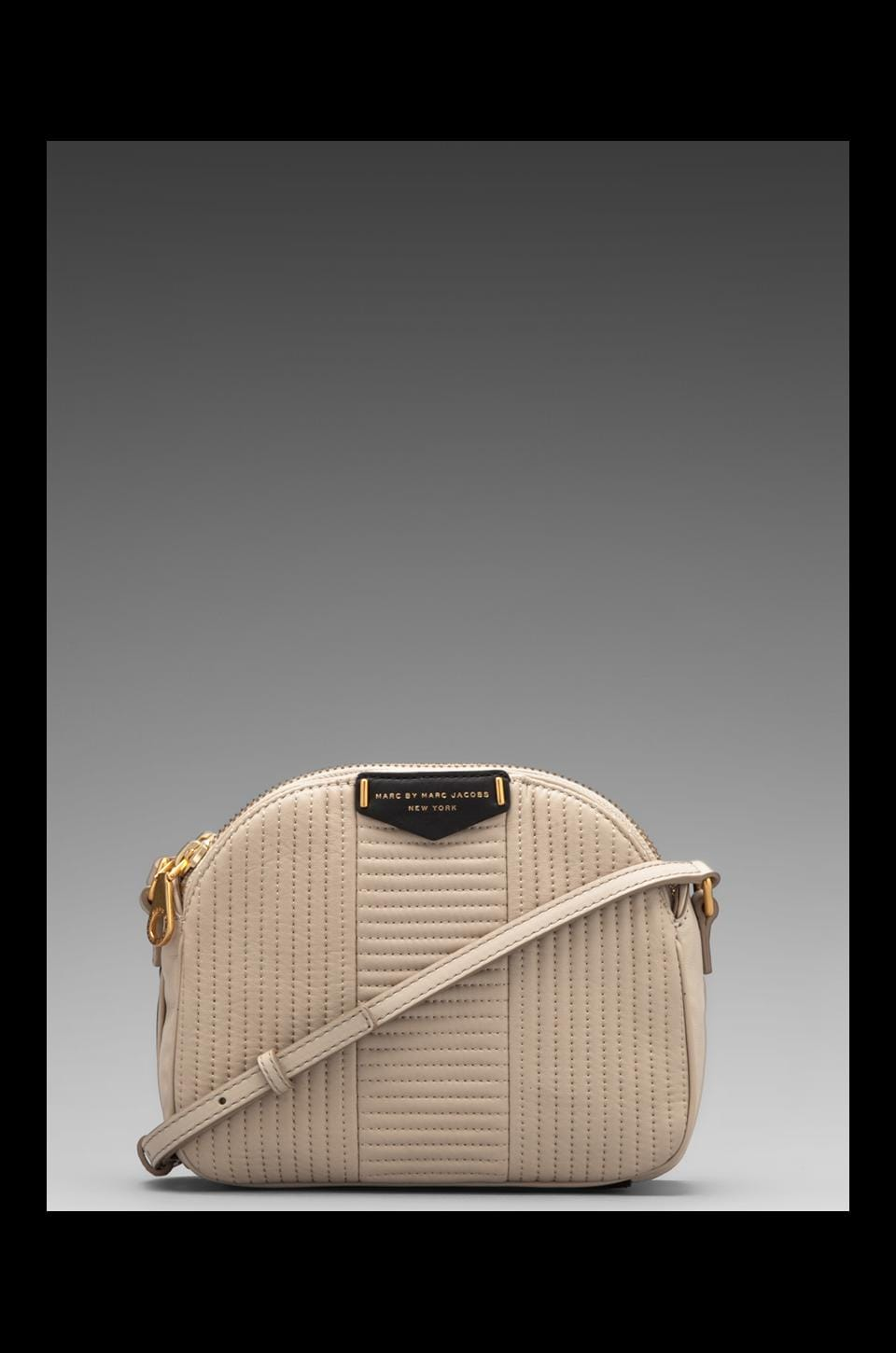 Marc by Marc Jacobs Downtown Lola Colorblocked Crossbody in Lightsand Multi