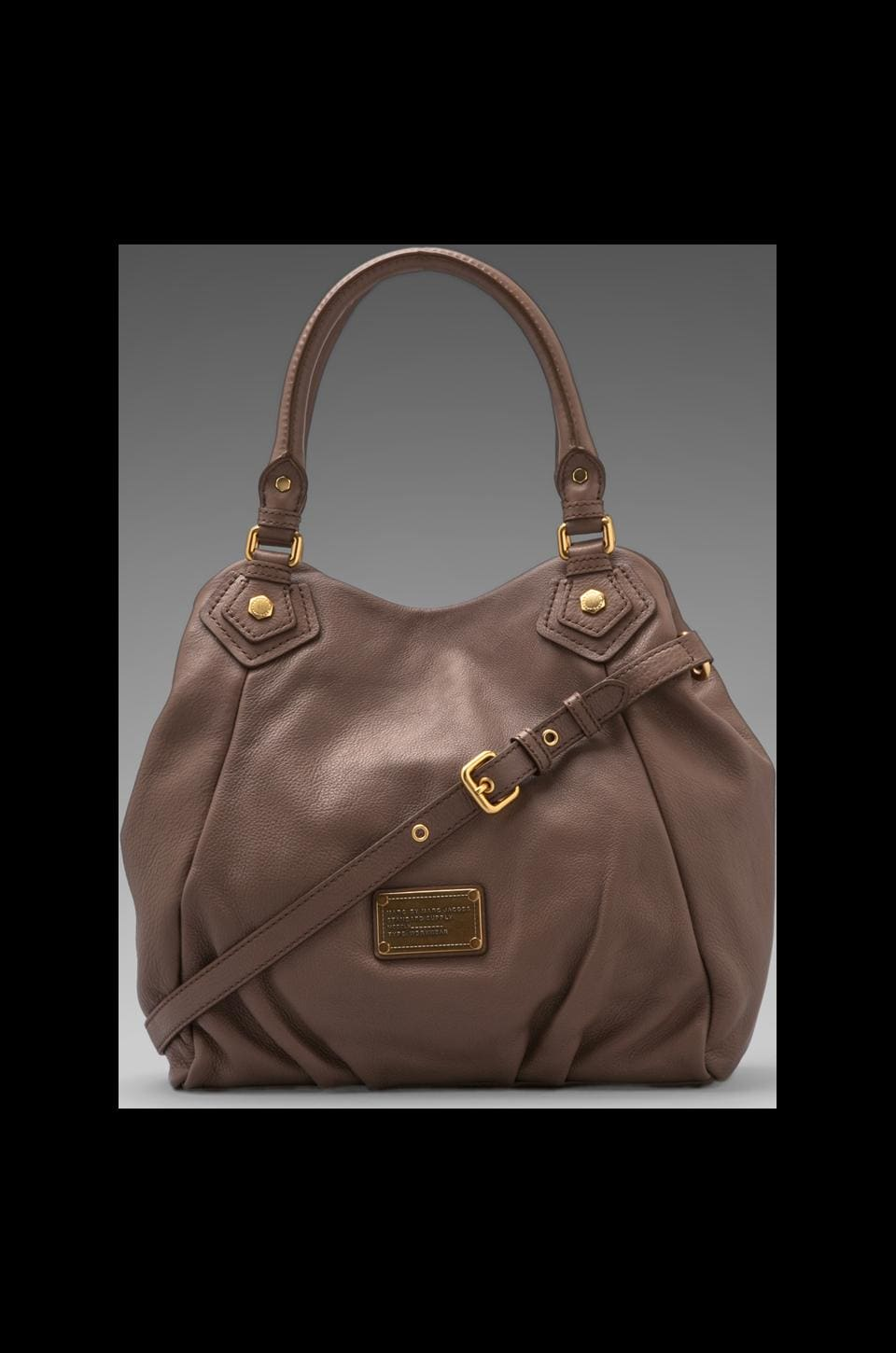 Marc by Marc Jacobs Classic Q Fran Tote in Rootbeer