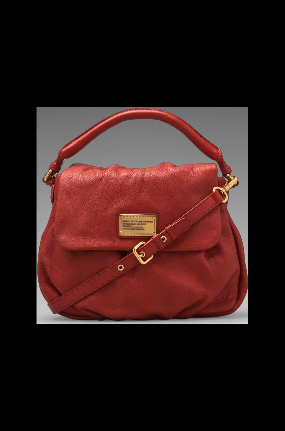 Marc by Marc Jacobs Classic Q Lil Ukita in Bright Persimmon