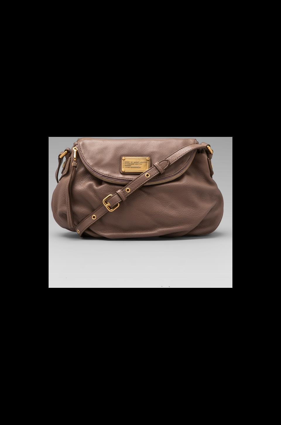 Marc by Marc Jacobs Classic Q Natasha Crossbody in Rootbeer