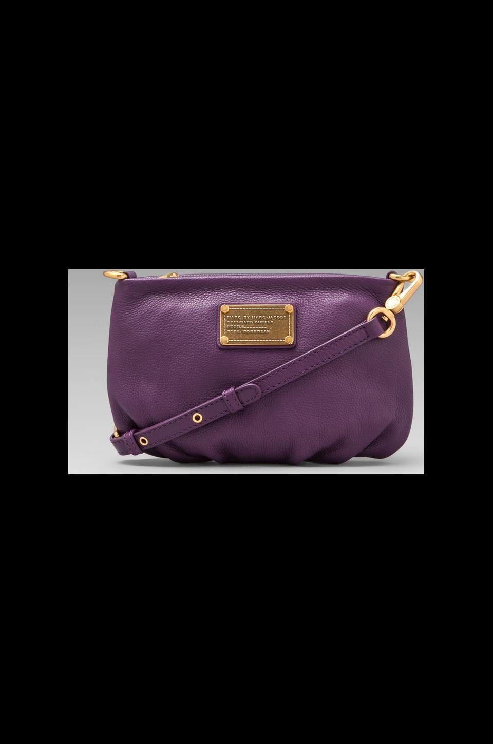 Marc by Marc Jacobs Classic Q Percy Crossbody in Pansy Purple