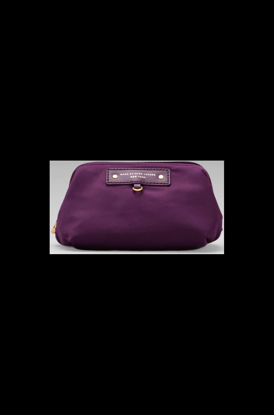 Marc by Marc Jacobs Preppy Nylon Framed Big Bliz in Pansy Purple