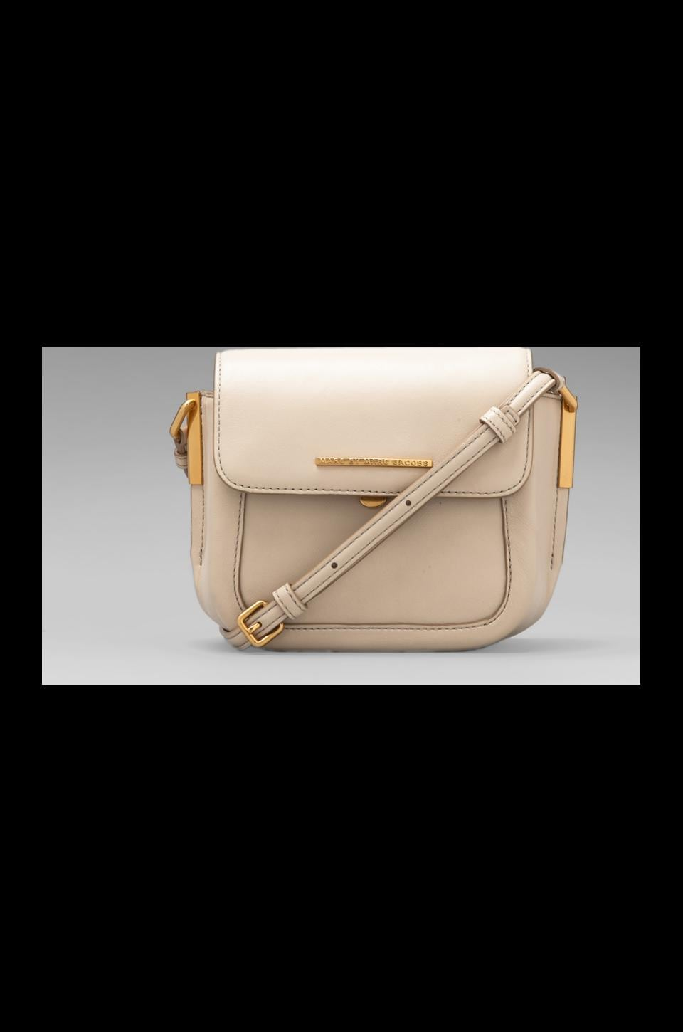 Marc by Marc Jacobs Get A Grip Taylor Crossbody in Lightsand