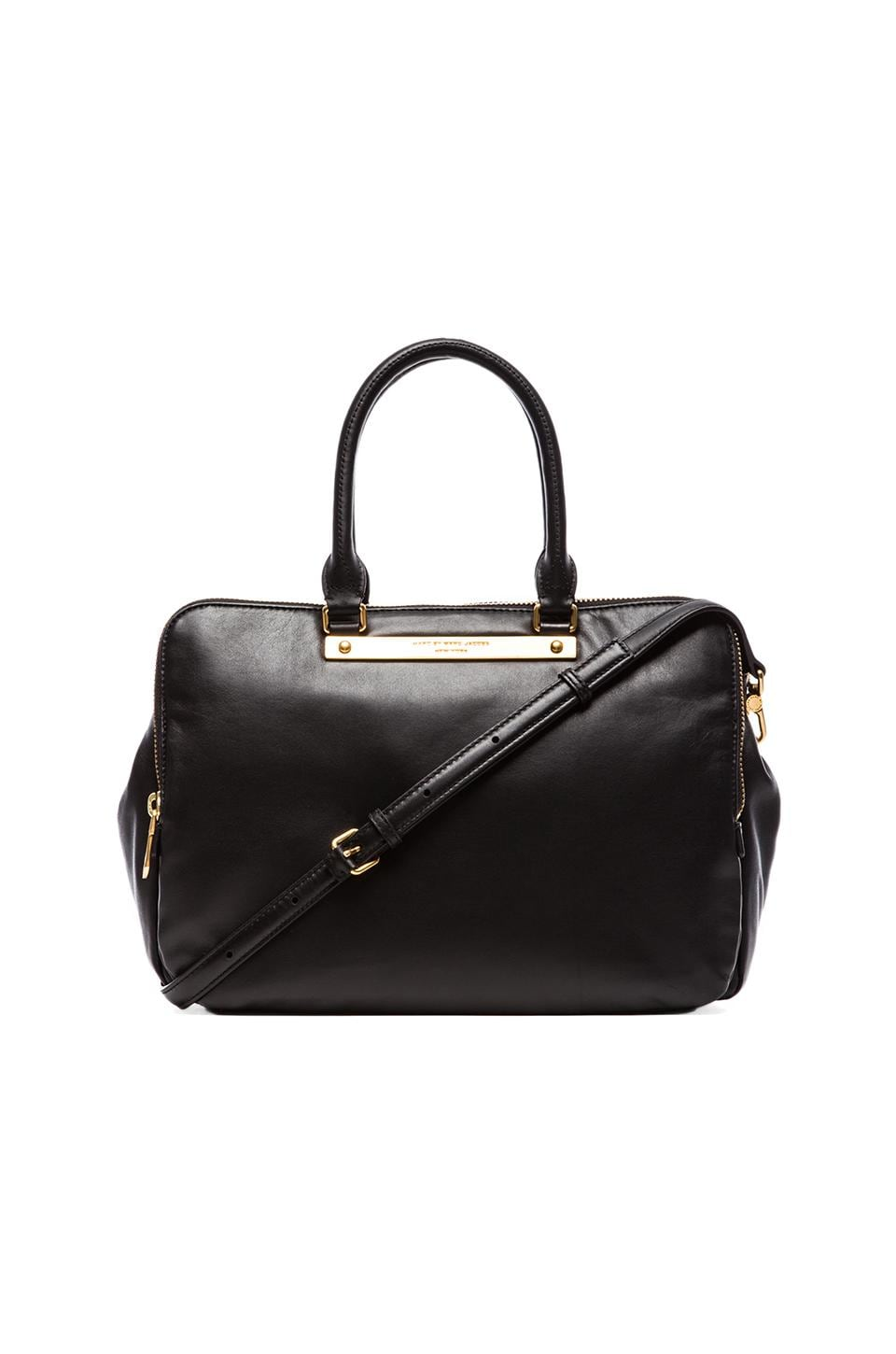 Marc by Marc Jacobs Goodbye Columbus Tote in Black