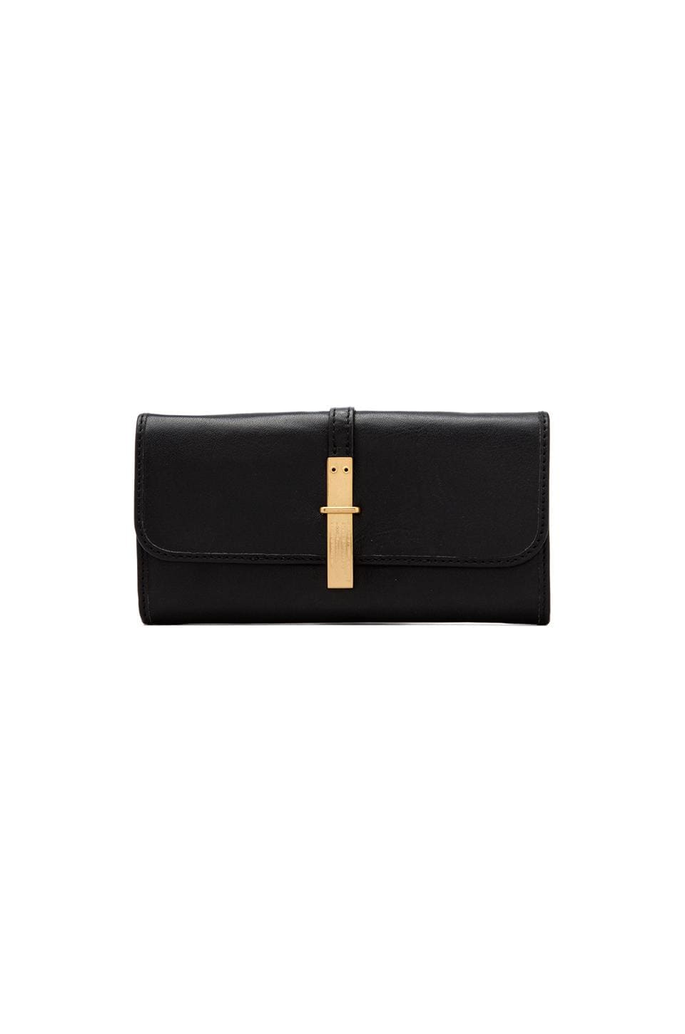 Marc by Marc Jacobs Blizznezz New Continental Wallet in Black