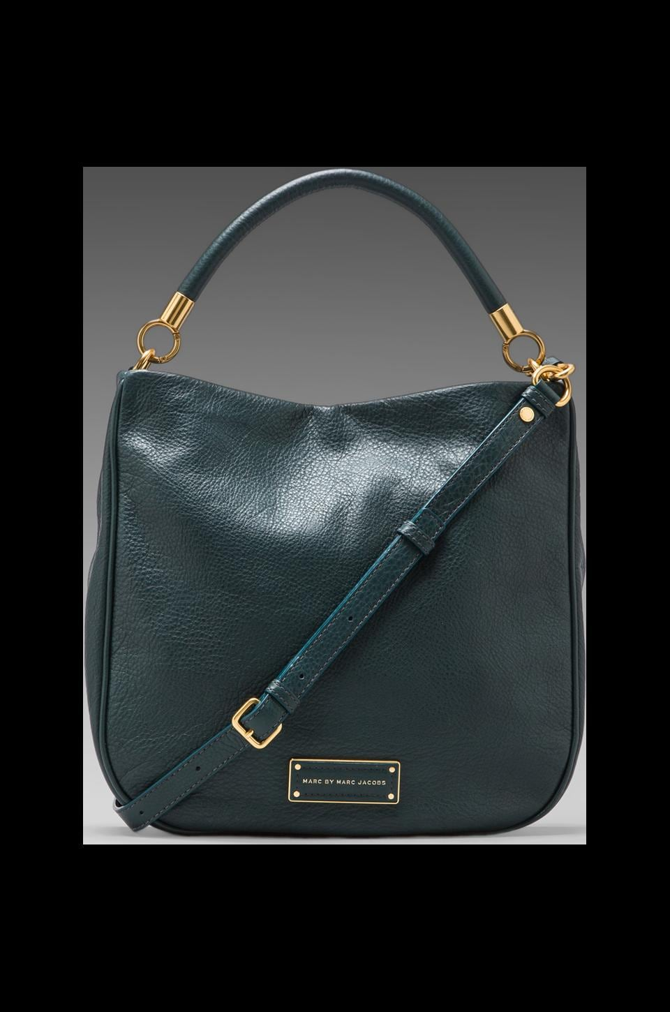 Marc by Marc Jacobs Too Hot to Handle Hobo in Teal Goblet
