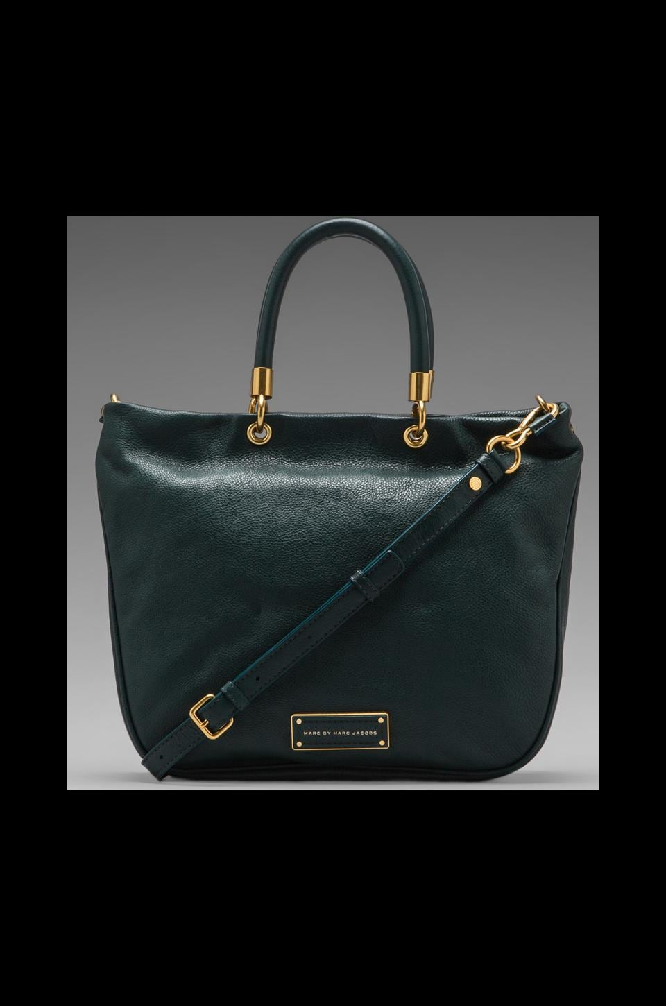 Marc by Marc Jacobs Too Hot to Handle Mini Shopper in Teal Goblet
