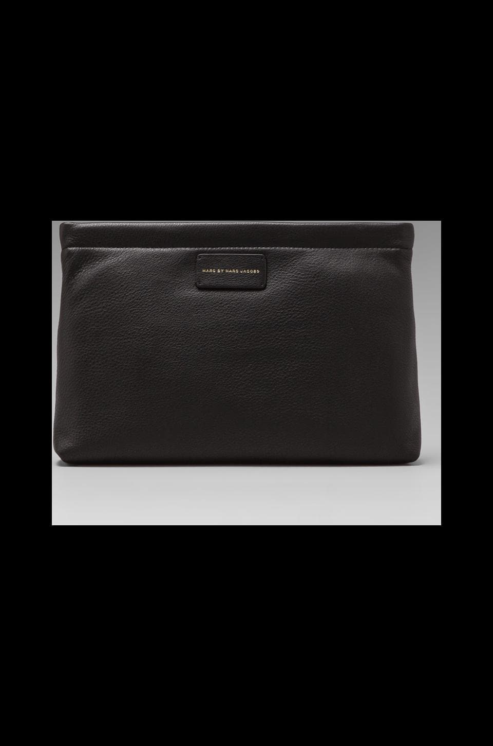 Marc by Marc Jacobs Can't Clutch this Large Clutch in Black