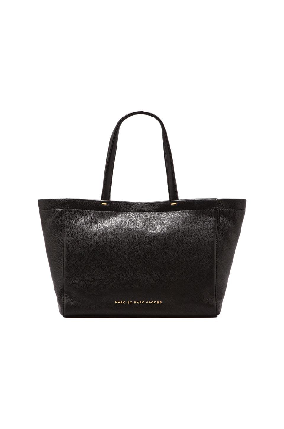 Marc by Marc Jacobs What's the T Tote in Black