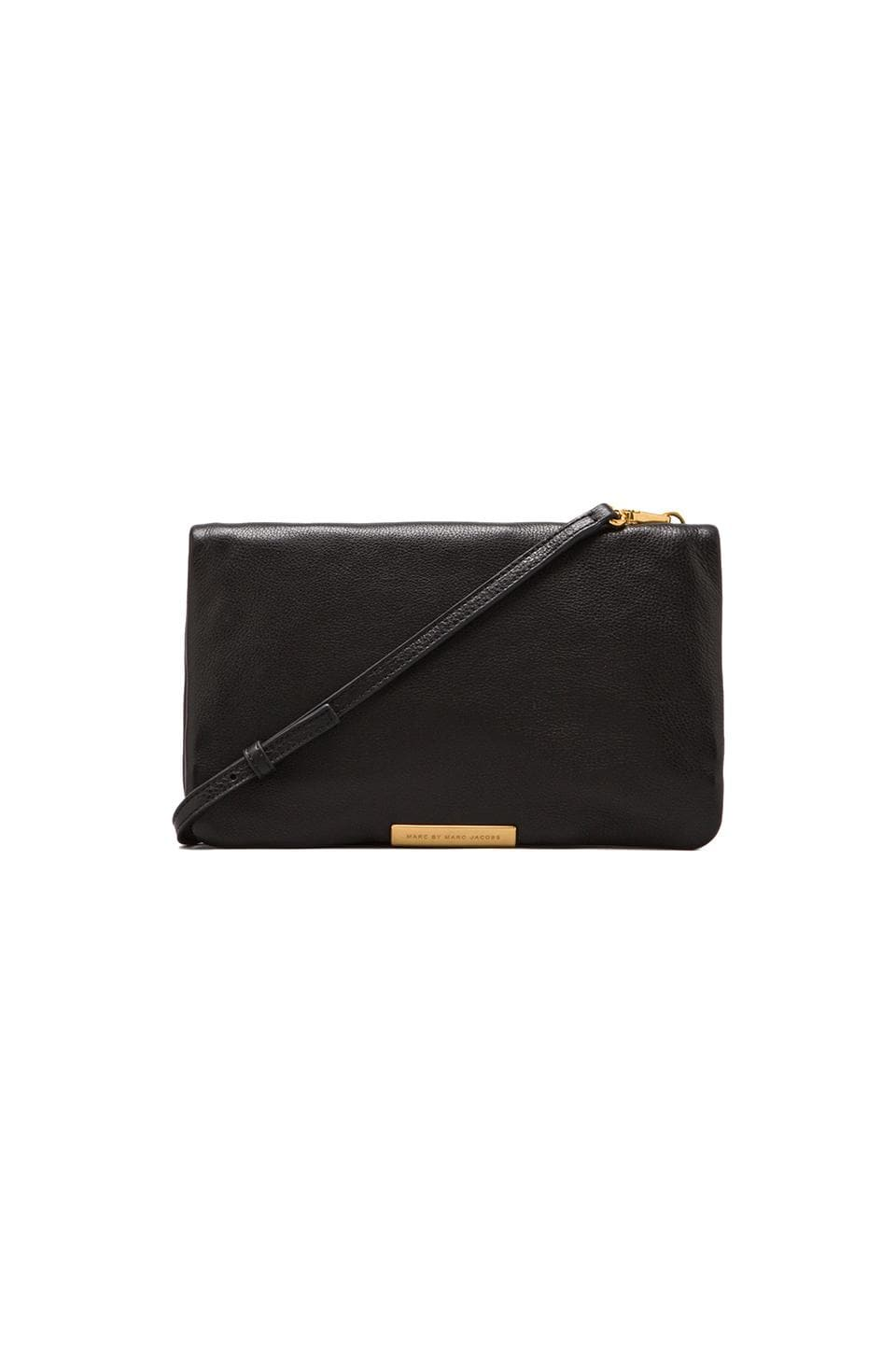 Marc by Marc Jacobs Raveheart Clutch in Black