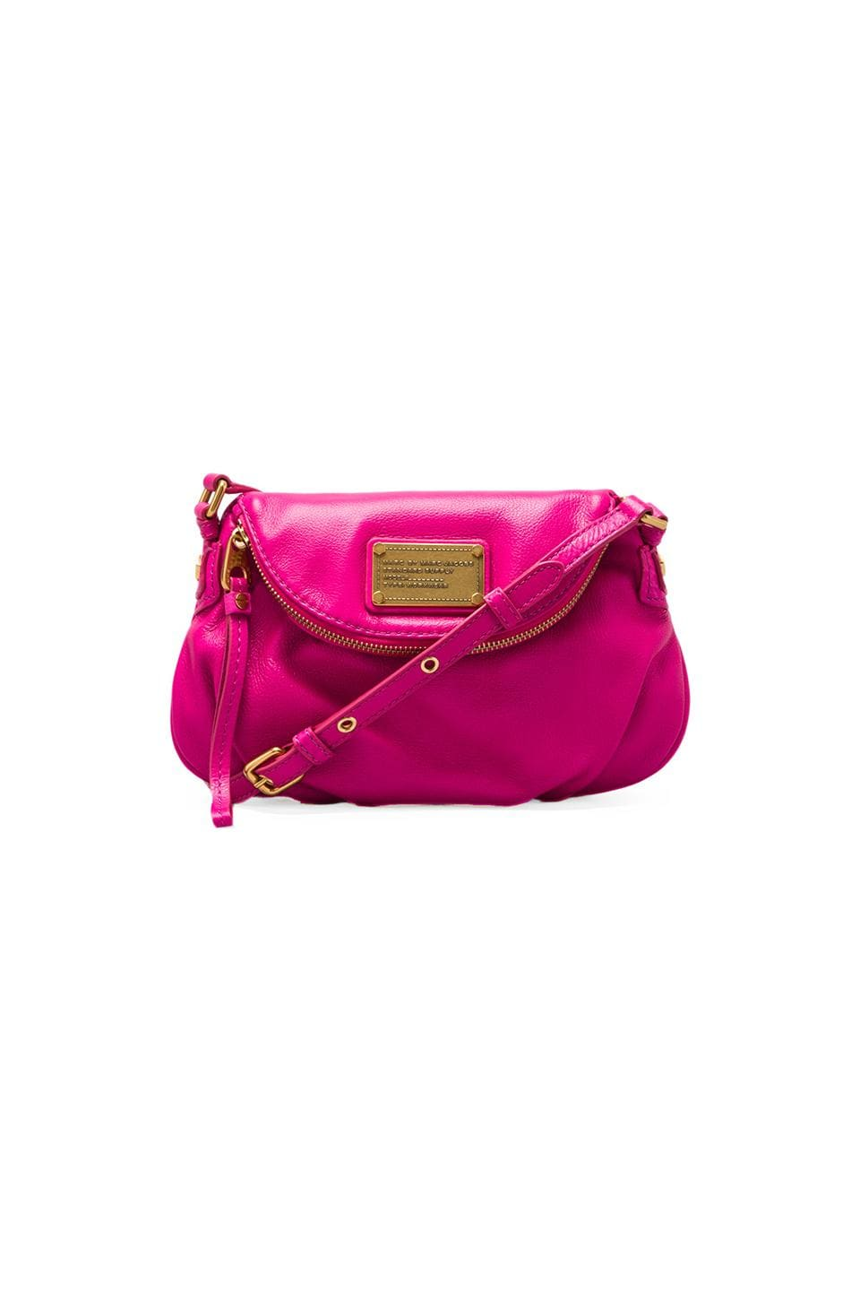 Marc by Marc Jacobs Classic Q Mini Natasha Bag in Pop Pink