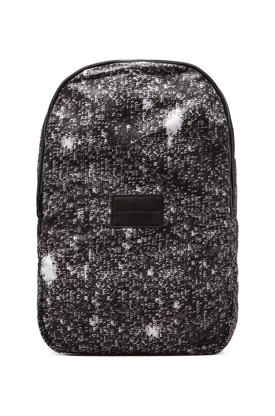 Marc by Marc Jacobs Packables Glitter Print Backpack in Black Multi