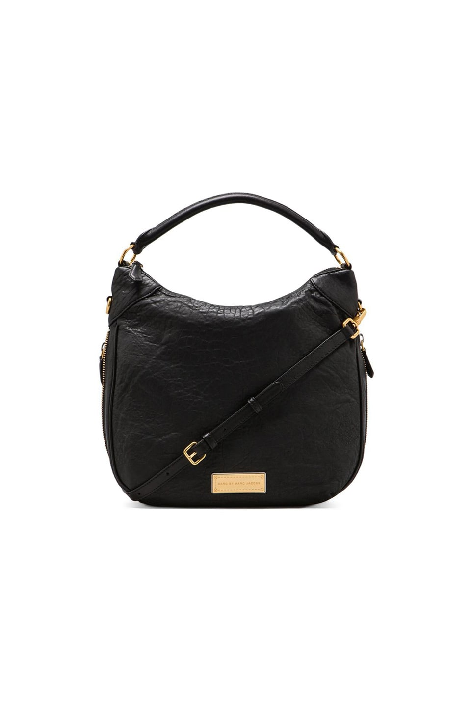 Marc by Marc Jacobs Washed Up Billy Hobo in Black