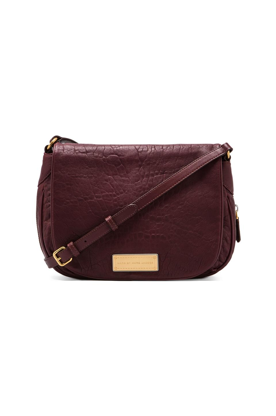 Marc by Marc Jacobs Washed Up The Nash Crossbody Bag in Cardamom Brown