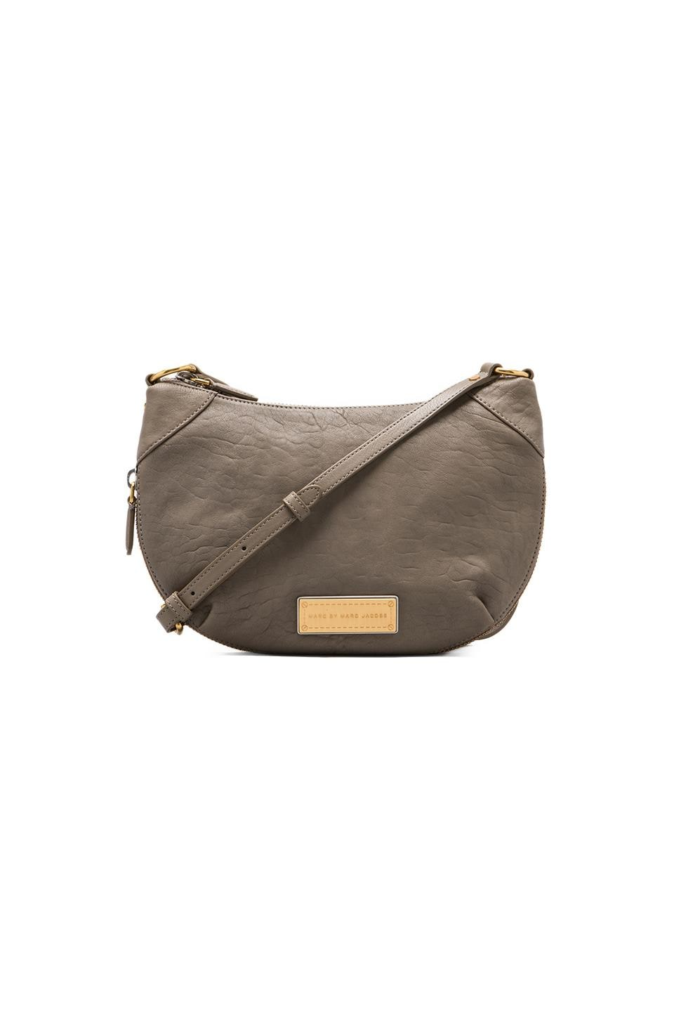 Marc by Marc Jacobs Washed Up X-Body Bag in Warm Zinc