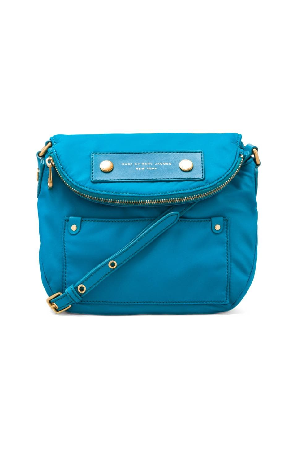 Marc by Marc Jacobs Preppy Nylon Mini Natasha in Bermuda Palm