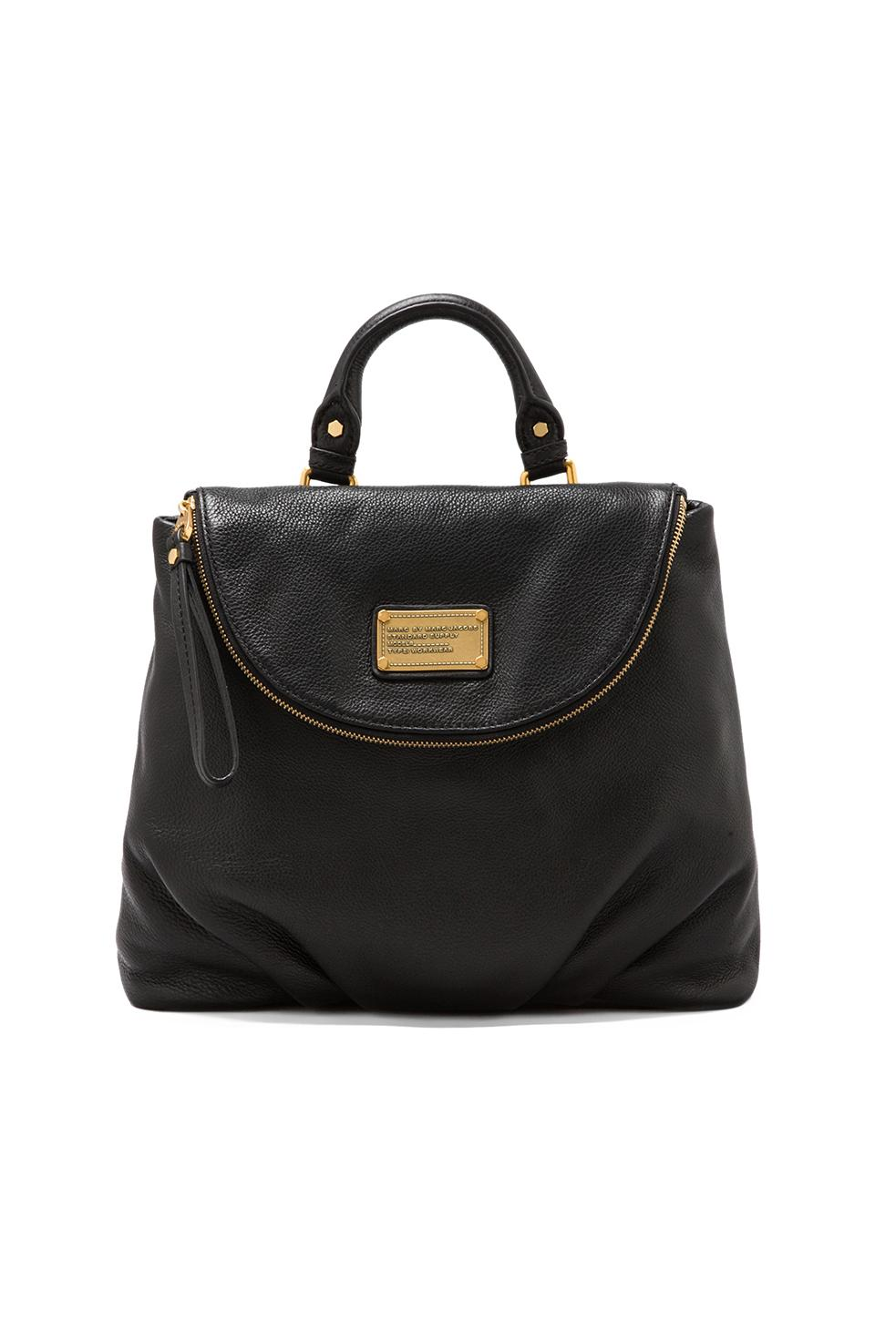 Marc by Marc Jacobs Classic Q Mariska Backpack in Black