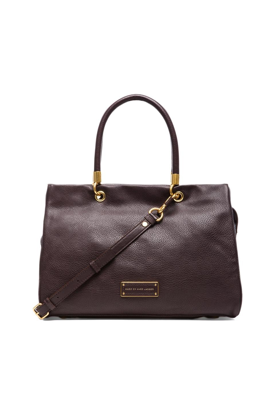 Marc by Marc Jacobs Too Hot To Handle Tote in Carob Brown