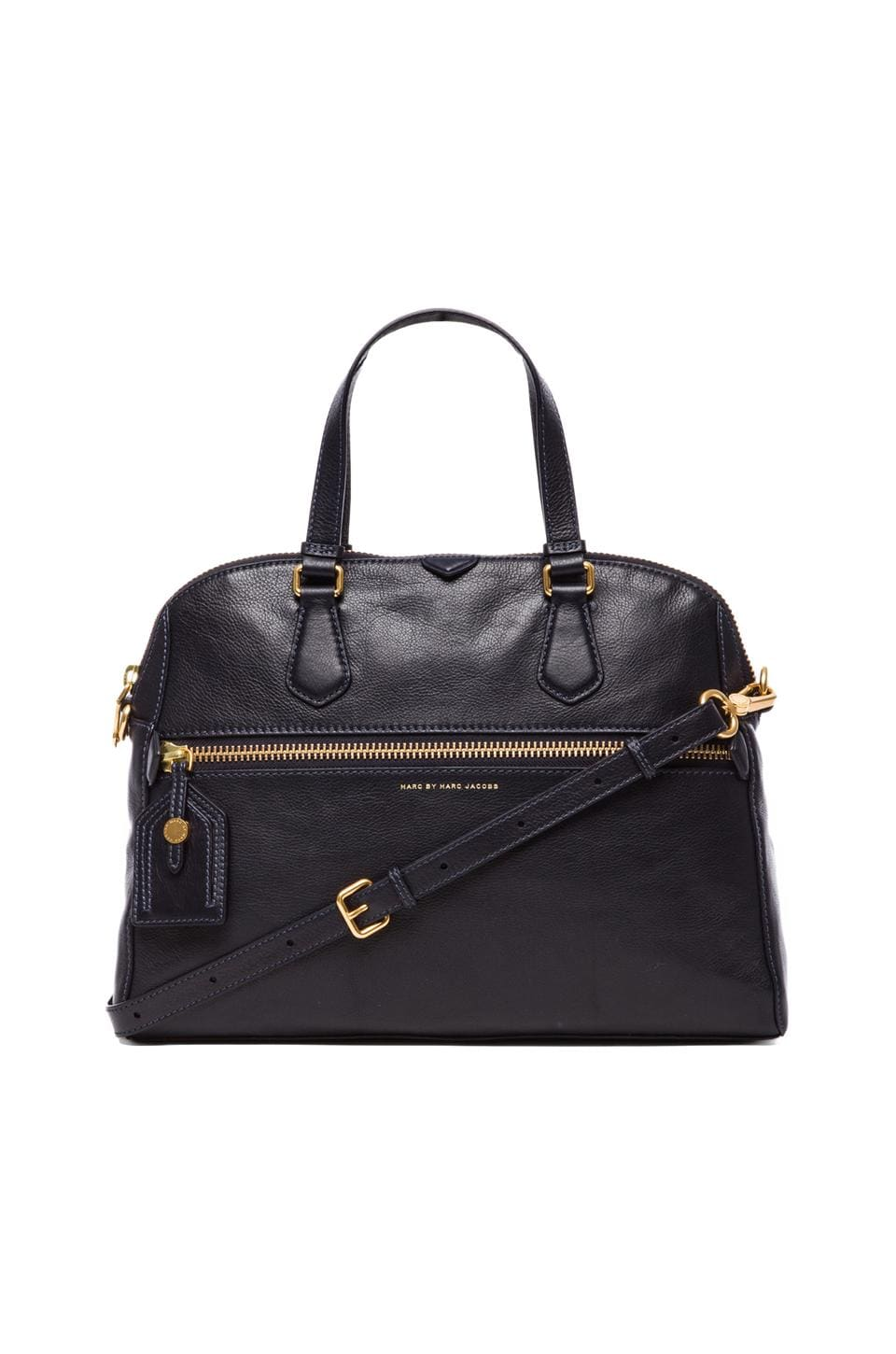Marc by Marc Jacobs Globetrotter Calamity Rei Bag in Midnight Navy