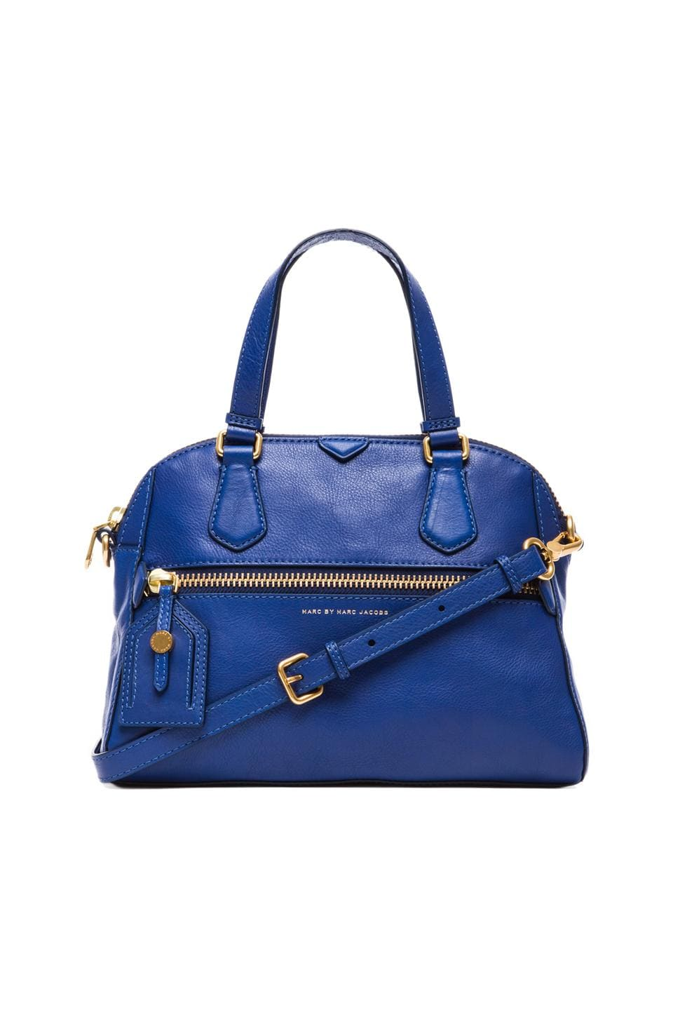 Marc by Marc Jacobs Globetrotter Mini Rei in Bright Royal