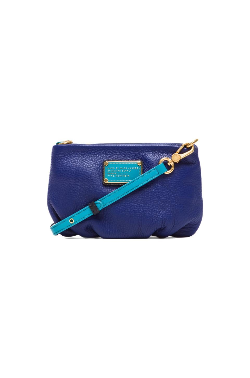 Marc by Marc Jacobs Classic Q Colorblocked Percy in Bright Royal Multi