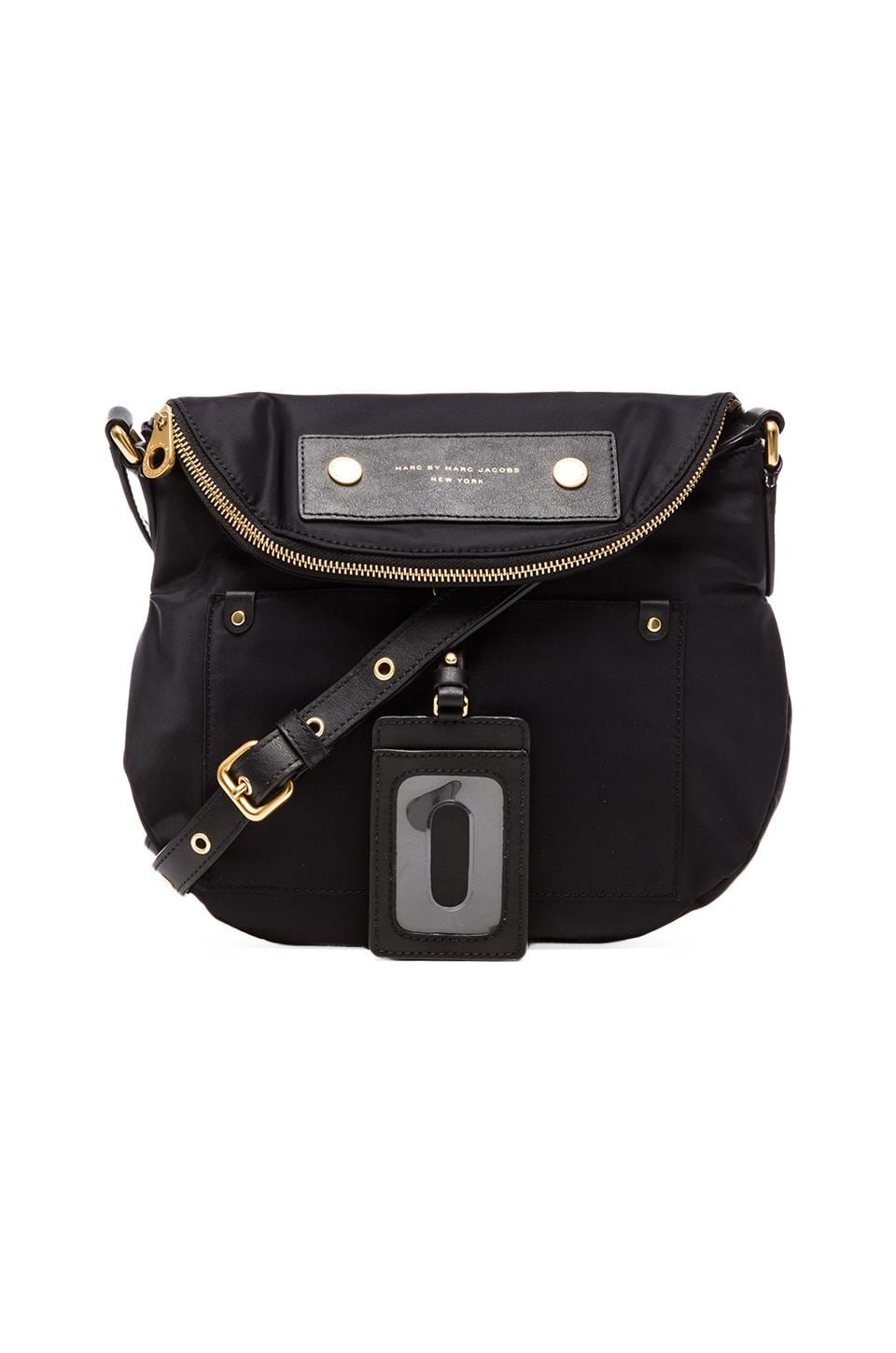 Marc by Marc Jacobs Preppy Nylon Natasha in Black