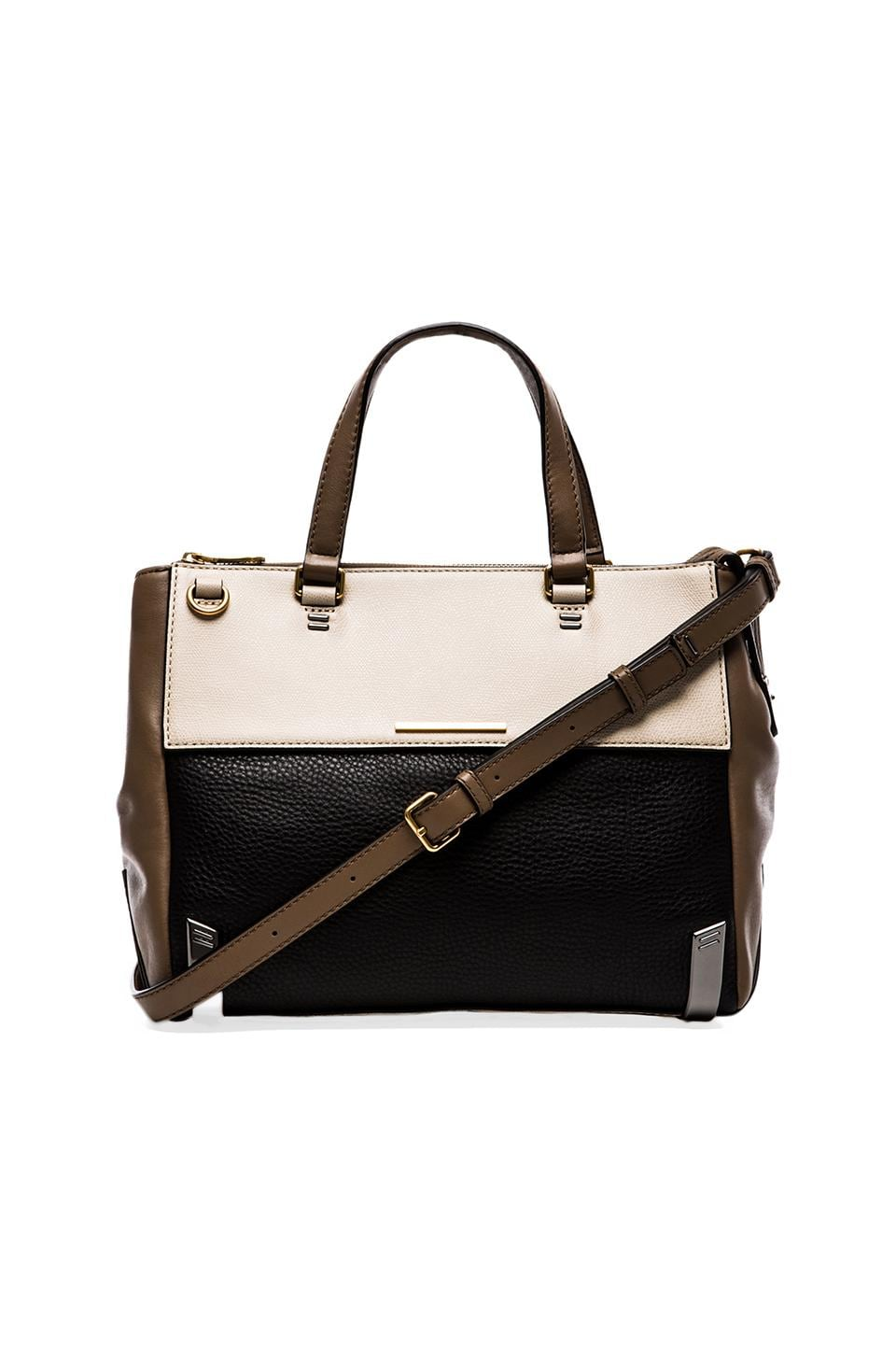 Marc by Marc Jacobs Sheltered Island Satchel en Black Multi