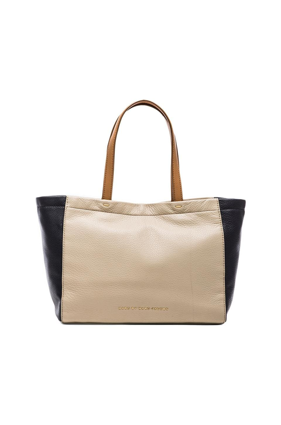 Marc by Marc Jacobs What's The T Tote in Sandstorm Multi