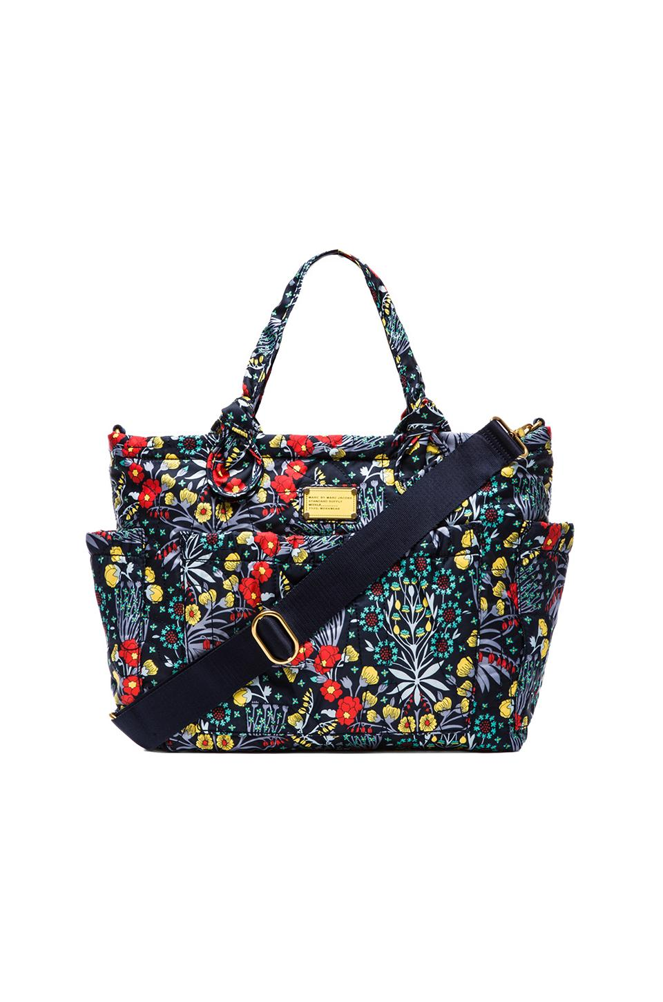Marc by Marc Jacobs Pretty Nylon Elizababy in Black Iris Multi