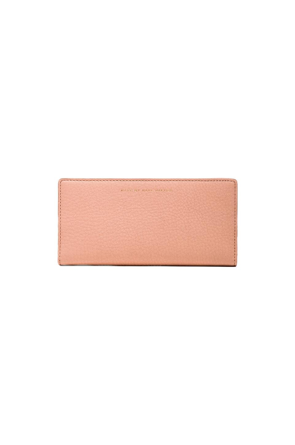 Marc by Marc Jacobs Sophisticato Tomoko Wallet in Rouge Multi