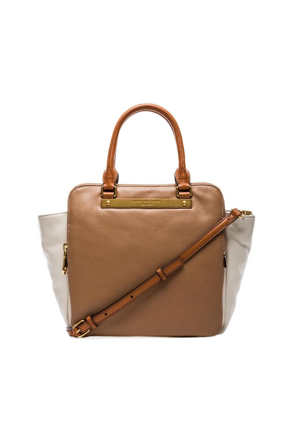 Marc by Marc Jacobs Goodbye Columbus BB in Reed Brown Multi