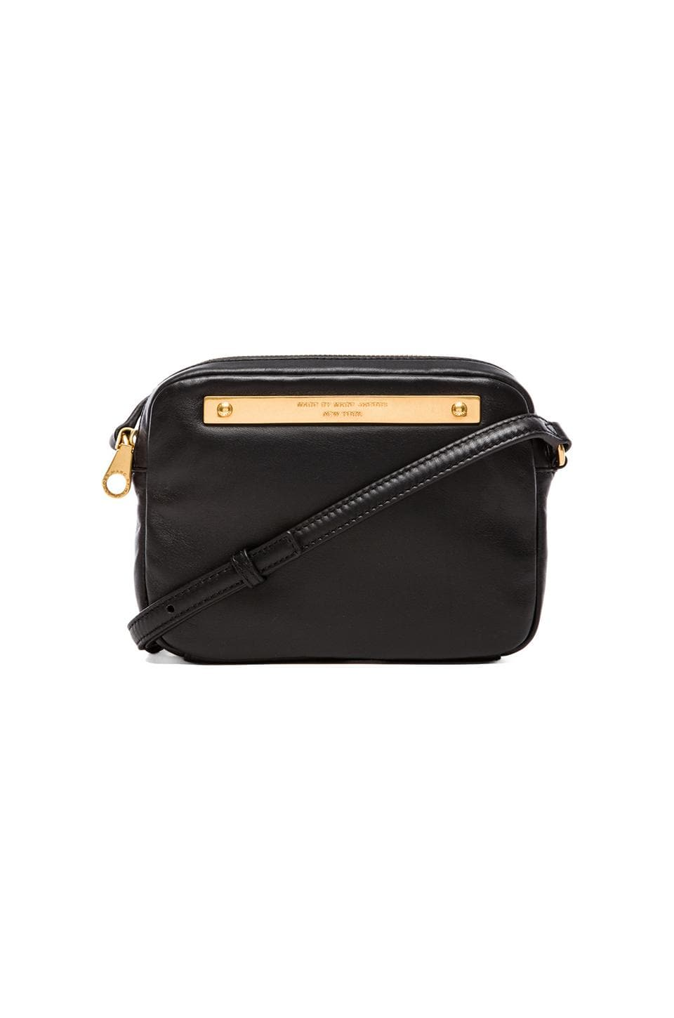 Marc by Marc Jacobs Goodbye Columbus Mireu Crossbody in Black