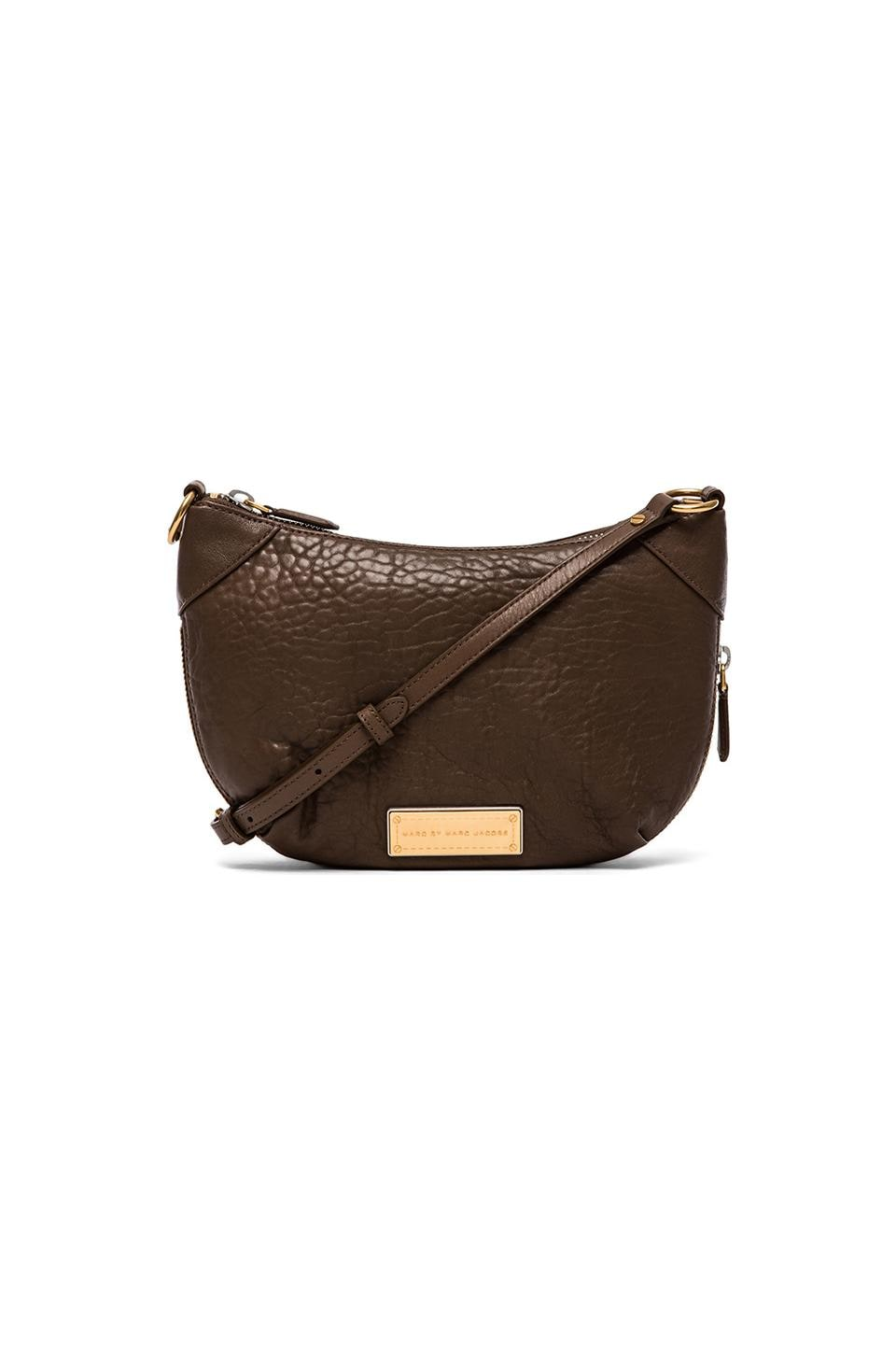 Marc by Marc Jacobs Washed Up X-Body in Brown Earth
