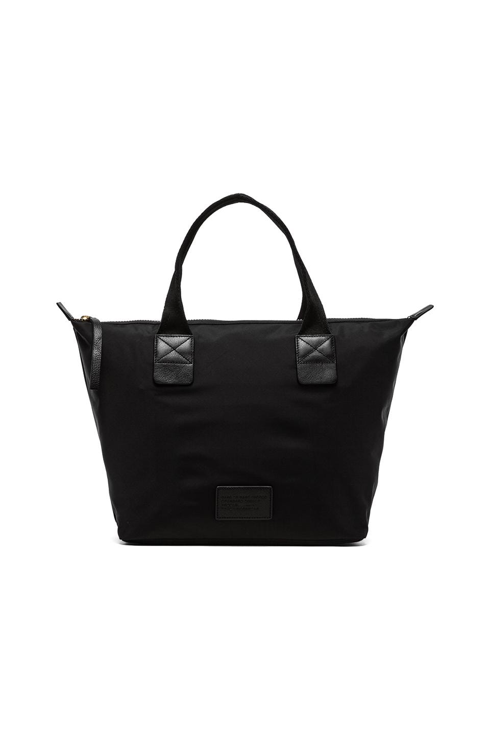 Marc by Marc Jacobs Domo Arigato Zip Tote in Black