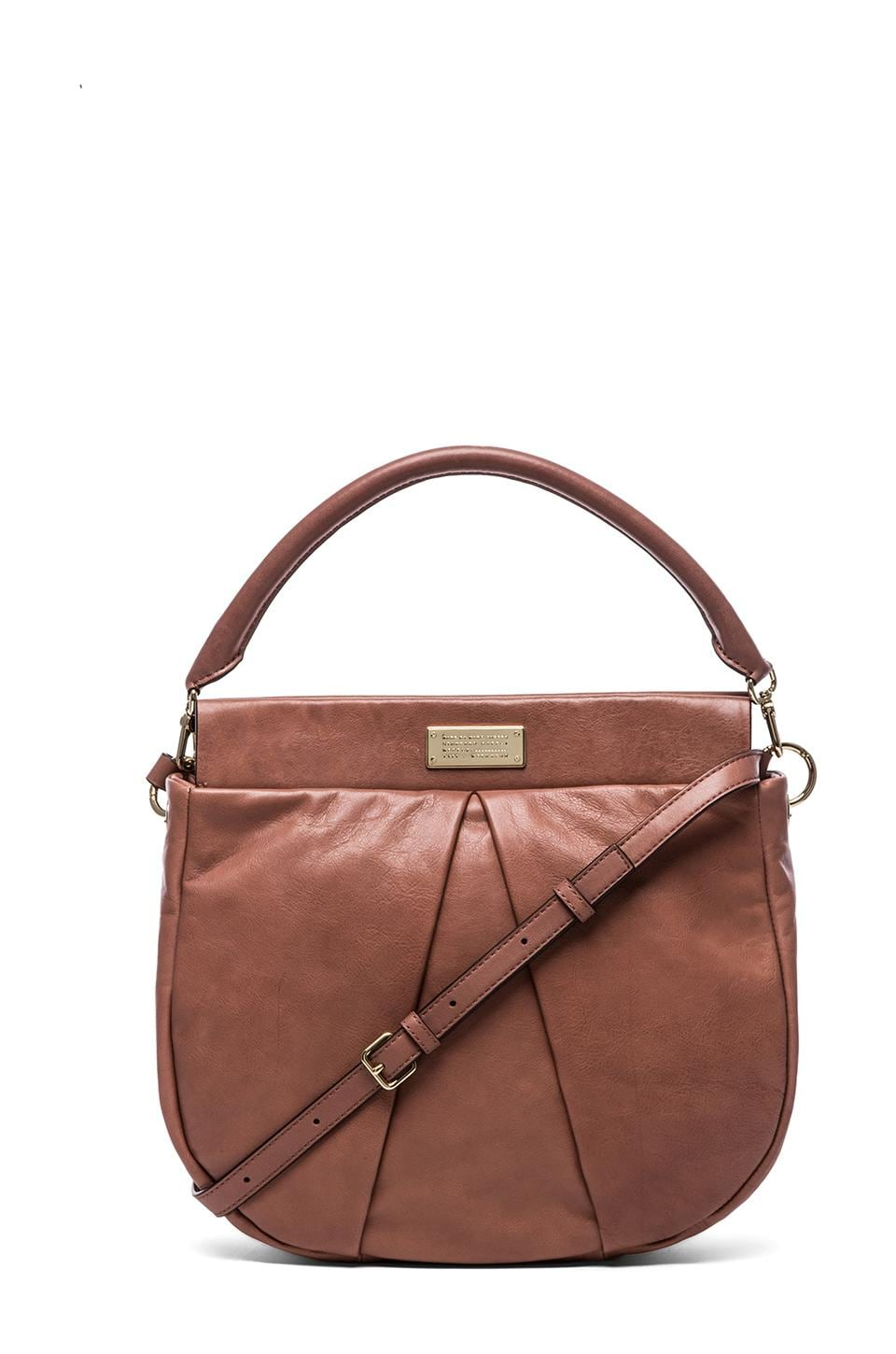Marc by Marc Jacobs Marchive Hilli Hobo in Woodland